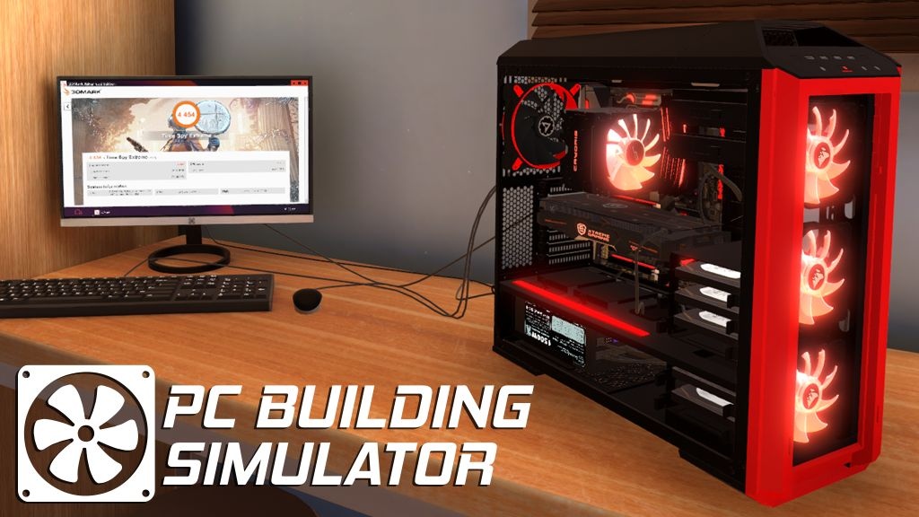 Pc Building Simulator бенчмарк