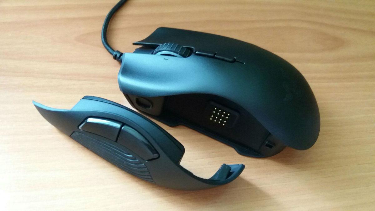 Обзор игровой мыши Razer Naga Trinity: кнопок много не бывает