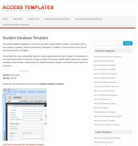 Скачать готовые базы данных для Access