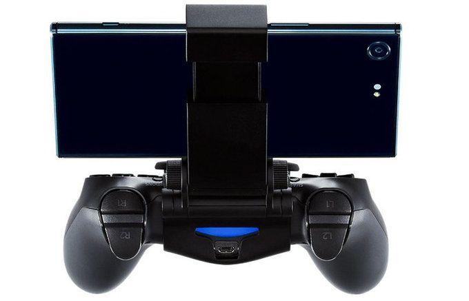 Sony X Mount поможет «превратить» смартфон в PlayStation 4