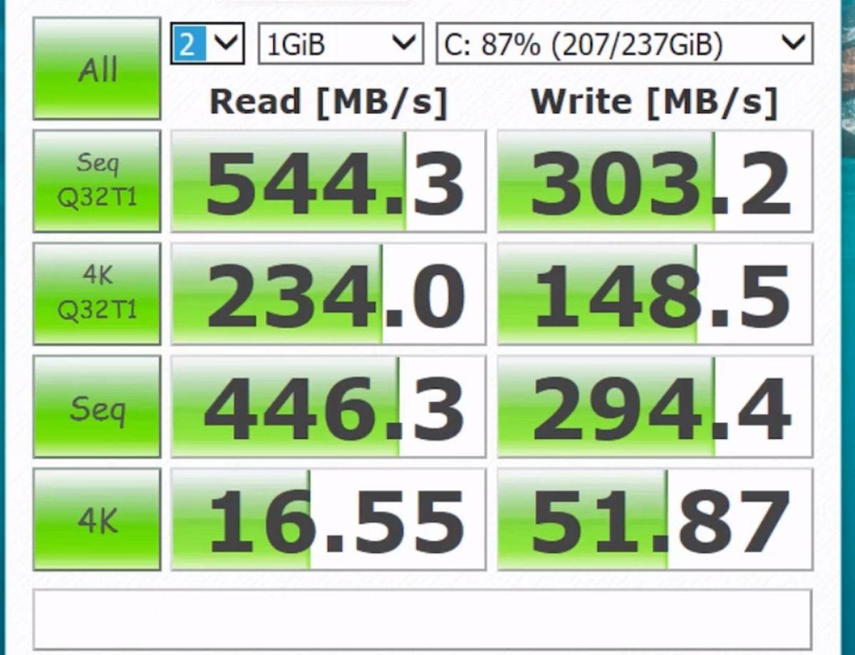 Тест SSD-накопителя Crucial MX500 1000GB: большая емкость при адекватной стоимости