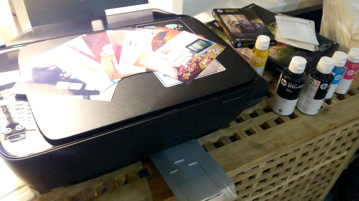 Печатают все: HP представила экономичные МФУ Ink Tank для дома и малого бизнеса
