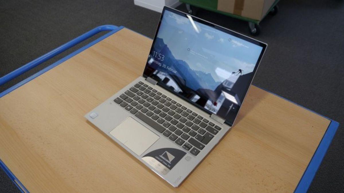 Будучи гибридом планшета и ноутбука, Lenovo Yoga 720 и как планшет обладает приличными характеристиками