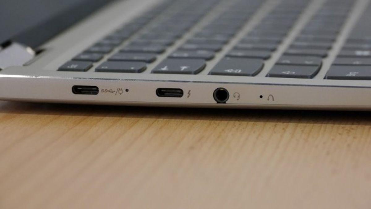 Через USB-Typ-C-Thunderbolt-порт можно подключить даже внешнюю графическую карту — так Yoga 720 превращается в игровую машину