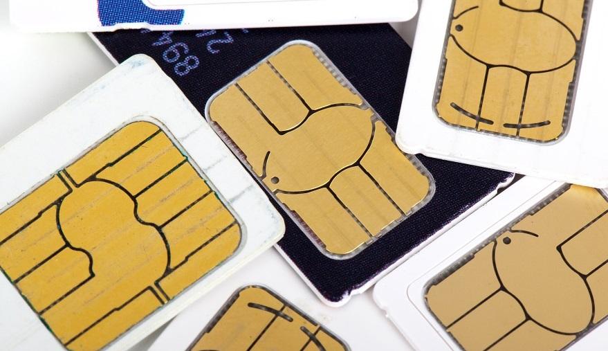 Краткий обзор всех форматов SIM-карт