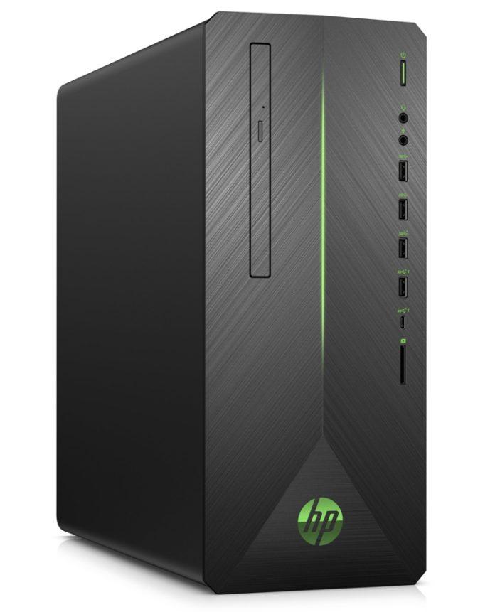 HP представила игровые компьютеры Pavilion Gaming