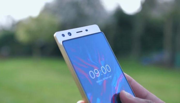 Китайцы работают над первым навсе 100% безрамочным смартфоном-слайдером