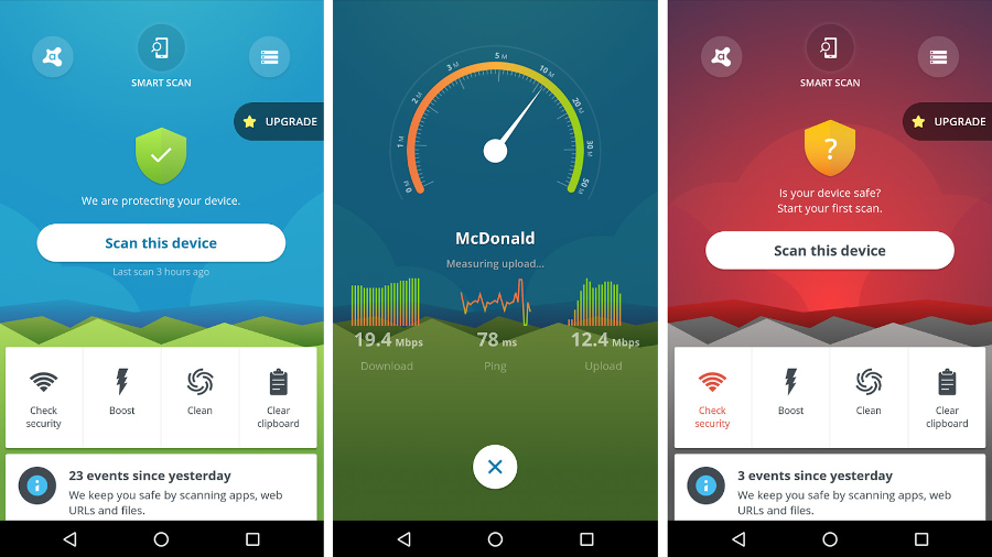 Лучшие антивирусы для Android: Avast Mobile Security