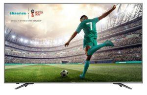 Новый игрок на российском рынке: Hisense официально представила ТВ и бытовую технику