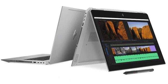 HP представила самый мощный в мире ноутбук-трансформер