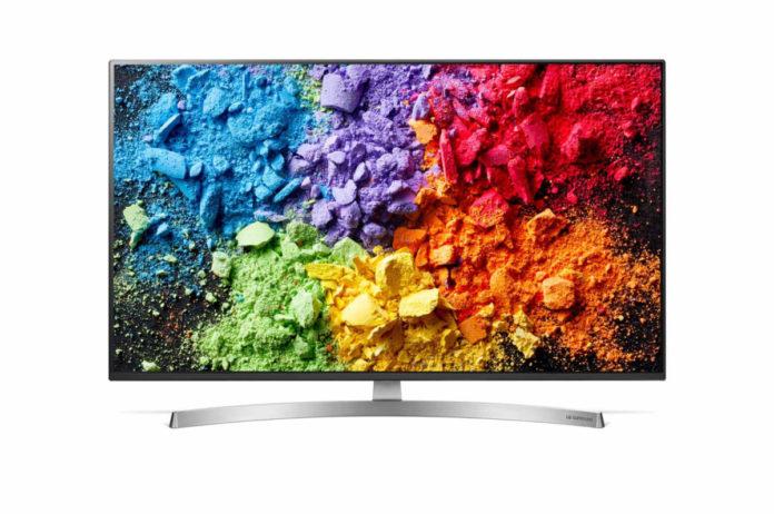 LG привезла в Россию флагманские телевизоры с искусственным интеллектом