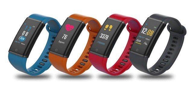 Lenovo представила дешевые фитнес-браслеты Spectra и Cardio