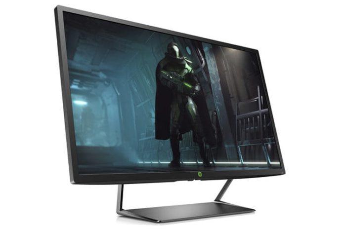 HP выпустила игровой монитор с необычным дизайном Pavilion Gaming 32 HDR