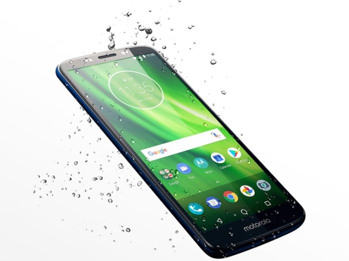 Motorola представила смартфоны Moto G6 на голой Android 8