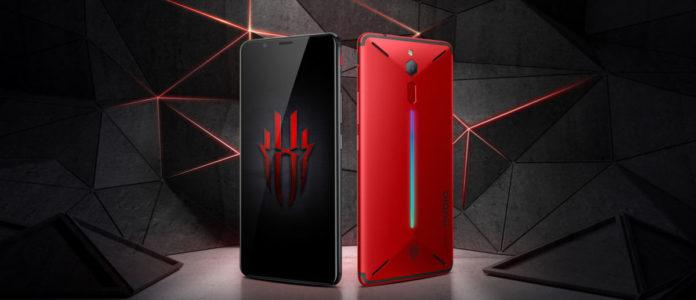 Официально представлен первый игровой смартфон ZTE — Nubia Red Magic