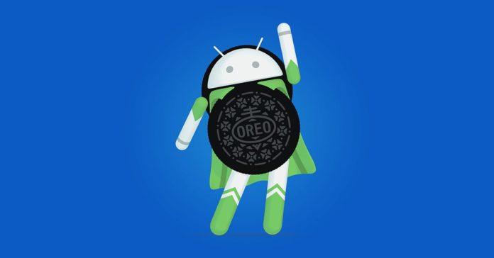 Популярность операционной системы Android Oreo резко увеличилась