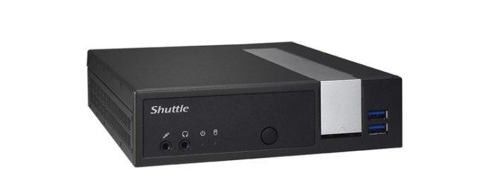 Мини-компьютер от Shuttle получил поддержку LTE