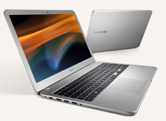 Samsung представила ноутбуки Notebook 5 и Notebook 3