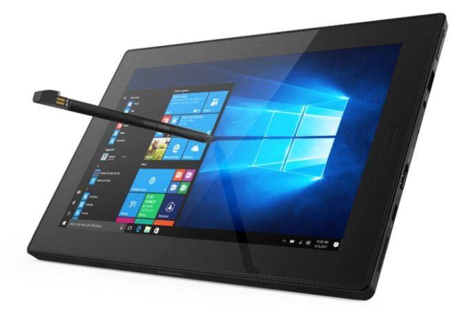 Планшет Lenovo Tablet 10 создан наCPU Intel Gemini Lake
