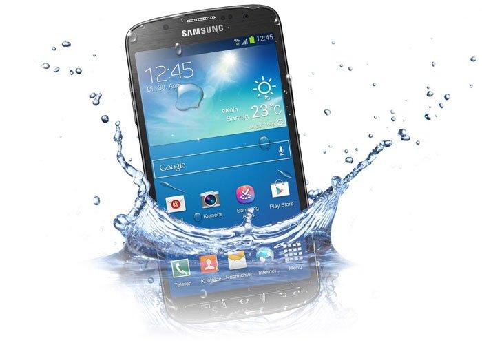 Уведомление Samsung «Обнаружена влага» - что делать?