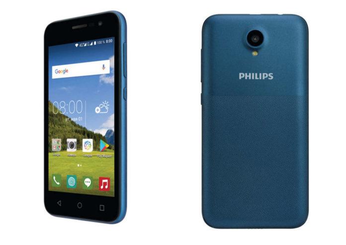 Смартфон Philips S257 в России оценен дешевле 5 000 руб.