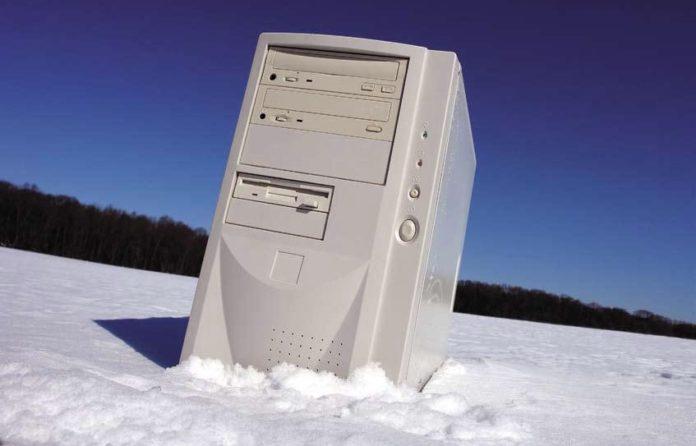 Что будет, если охлаждать компьютер в холодильнике?