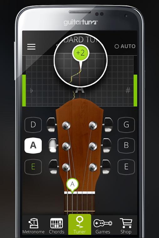 Guitar Tuna