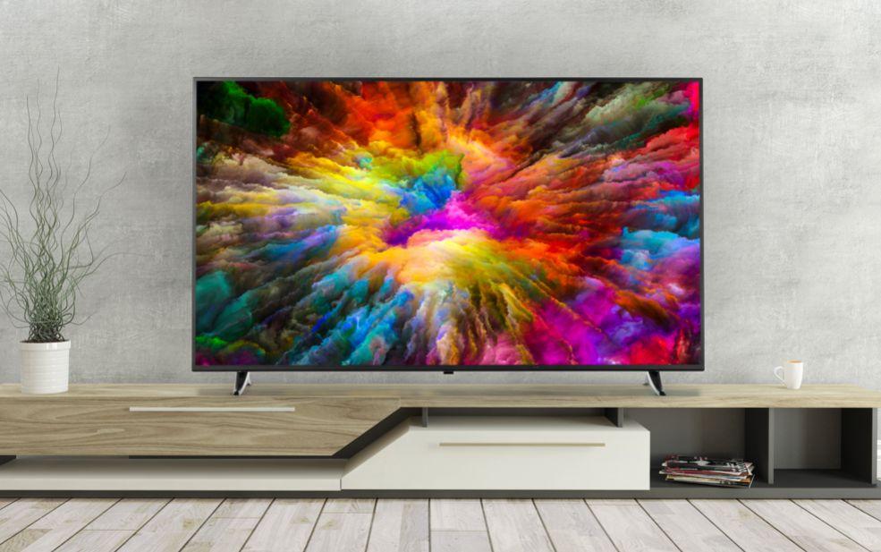 Высококонтрастное и красочное - HDR-изображение на Medion Life X16513