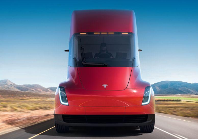 Грузовик Tesla в процессе его эксплуатации позволит сэкономить около $200 000 на эксплуатационных расходах
