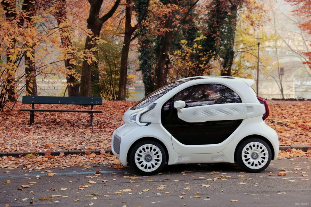 «Тесла» из 3D-принтера: автомобили будущего уже здесь