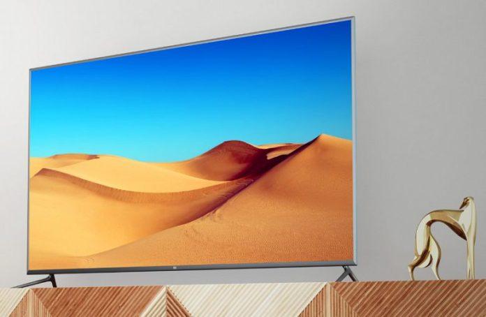 Xiaomi анонсировала самый дешевый в мире 75-дюймовый телевизор