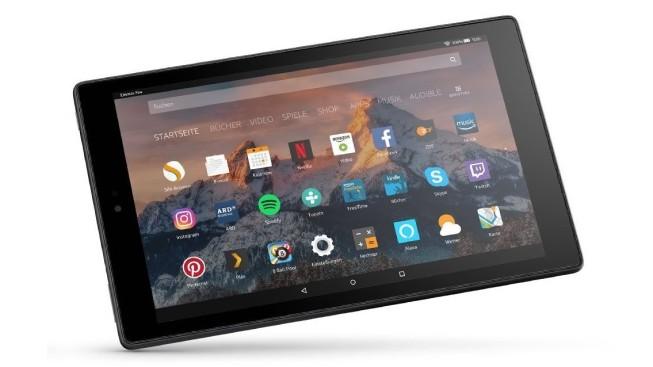 Amazon Fire HD 10 (2017): планшет с хорошим соотношением цены и качества