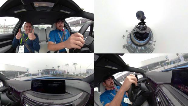 GoPro Fusion: Неограниченное число ракурсов из 360-градусов видео