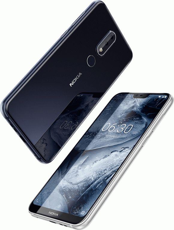 Nokia X6 представлен официально