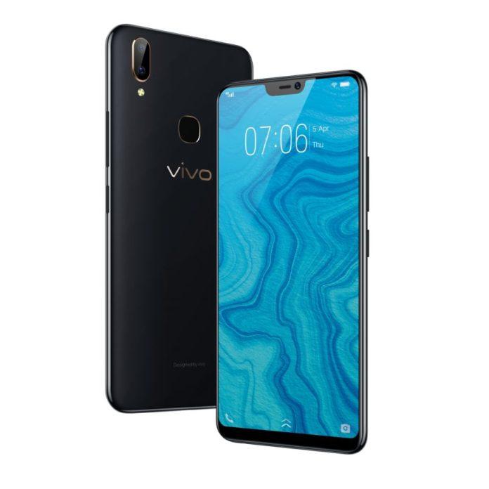 Vivo привезла в Россию недорогой смартфон в стиле iPhone X