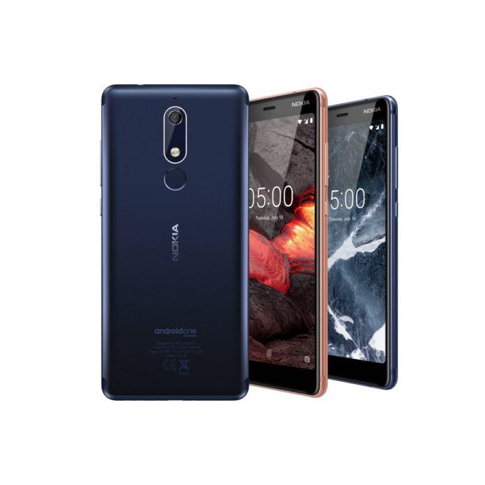 Новые смартфоны Nokia представлены в России