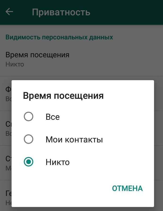 WhatsApp: Как включить режим невидимки и спрятать геолокацию