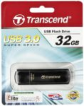 Transcend JetFlash 700 USB3.0 32GB, schwarz