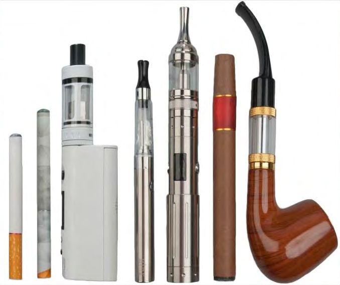 Взорвавшаяся электронная сигарета убила человека