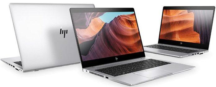 HP представила три новых ноутбука EliteBook