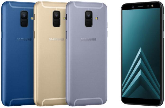 Samsung Galaxy A6 и A6+ вскоре приедут в Россию
