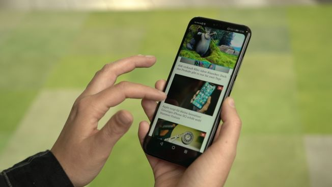 Тест и обзор Honor 10: смартфон, который мерцает