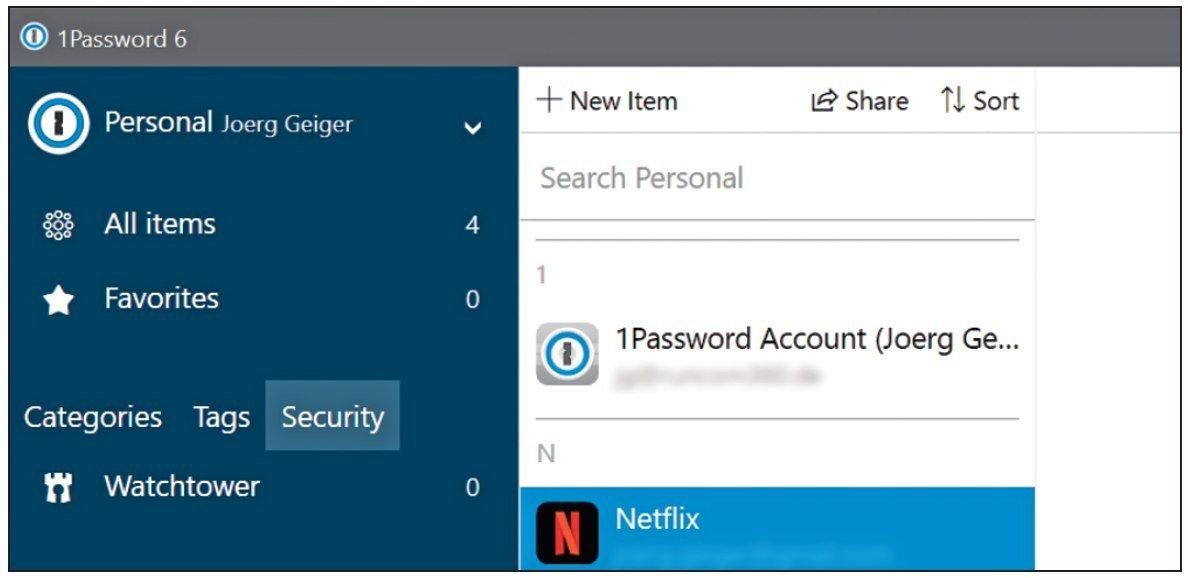Клиент 1Password для Windows очень удобный, однако для импортирования паролей использует только сервер 1Password. На устройствах Mac можно использовать такие альтернативы, как Dropbox
