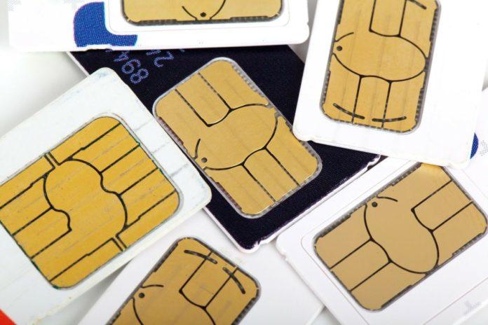 В России появятся автоматы по продаже сим-карт