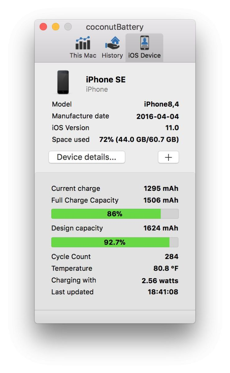 Как узнать емкость батареи ноутбука и оценить ее износ в Windows и Mac OS