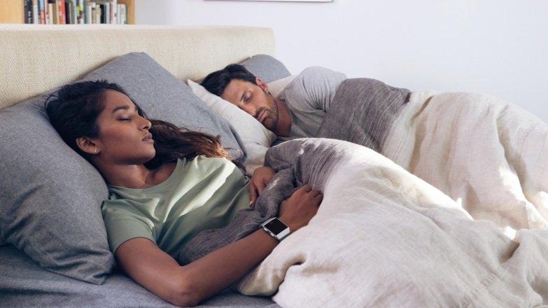 фитнес браслет анализ сна