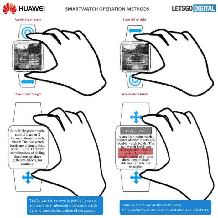 Huawei придумала умные часы для геймеров