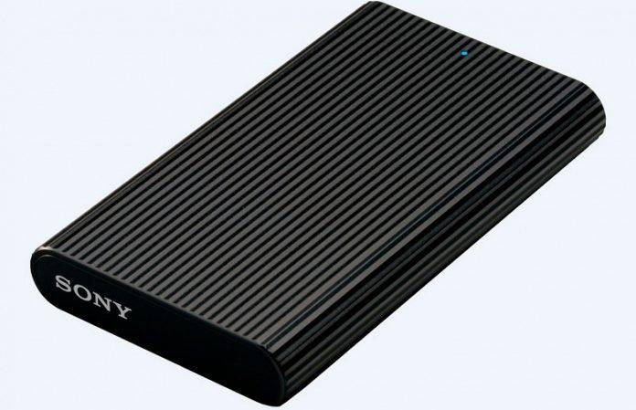 Sony представила внешние твердотельные накопители с USB 3.1 Gen 2