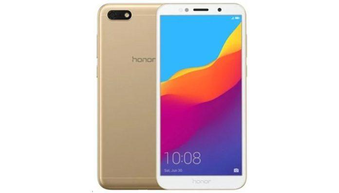 Huawei представила бюджетный смартфон Honor 7S