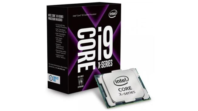 Тест процессора Intel Core i9-7940X: с 14 ядрами против AMD